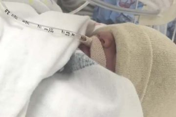 Nathan in the NICU