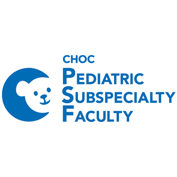 CHOC Pediatric Specialty Faculty