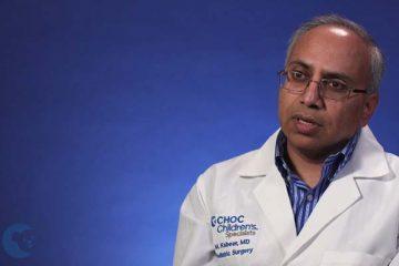 Dr. Mustafa Kabeer - robotic surgery