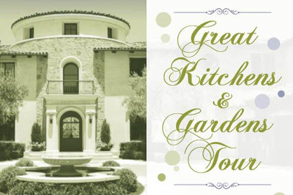 Great Kitchens littlest angel guild great kitchens & gardens tour - choc children's