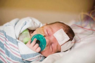 Infant in the NICU