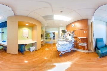 NICU Patient Room