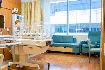 NICU Patient Room
