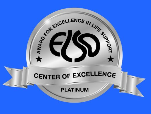 Extracorporeal Life Support Organization (ELSO) Award of Excellence