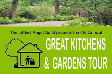 Littlest Angel Guild Great Kitchens & Gardens Tour