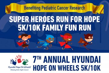 Super Heroes Run For Hope