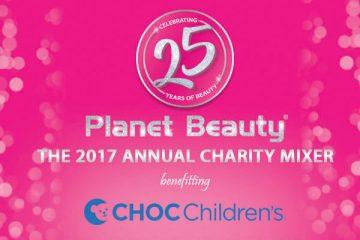 Planet Beauty Charity Mixer