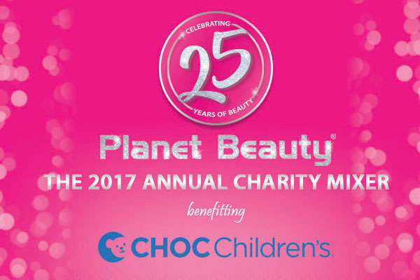 Planet Beauty Charity Mixer