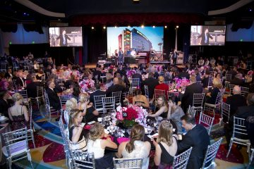 CHOC Children's Gala tables