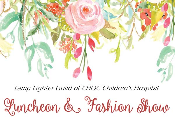 Lamp Lighter Guild Luncheon & Fashion Show