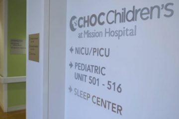 About CHOC Children's at Mission Hospital
