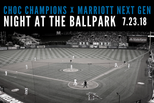 CHOC Champions Night at the Ballpark