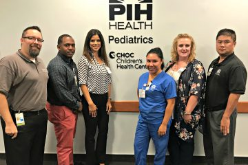 PIH Health and CHOC form affiliation