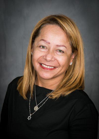 Alba Young, customer service representative at CHOC Children's