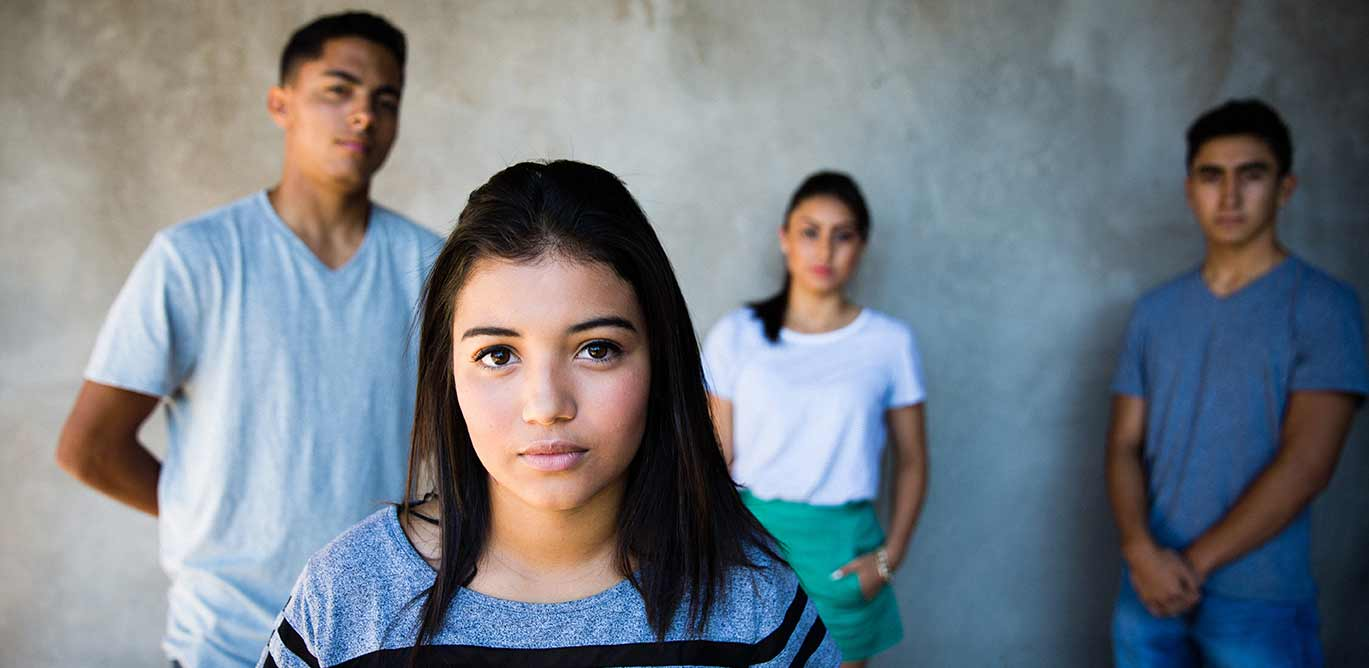 Teens and mental health