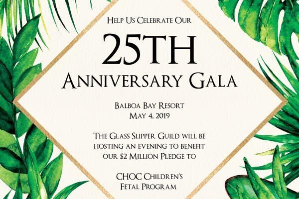 2019 Glass Slipper Guild Gala