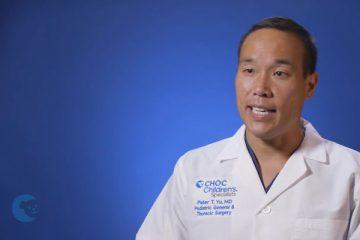 Dr. Peter Yu - Sacrococcygeal Teratoma
