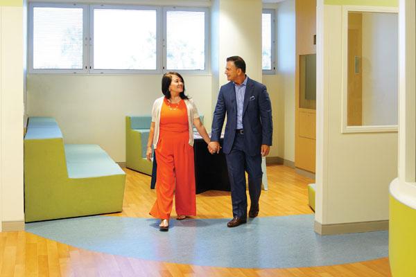 Mark and Cindy Chandik