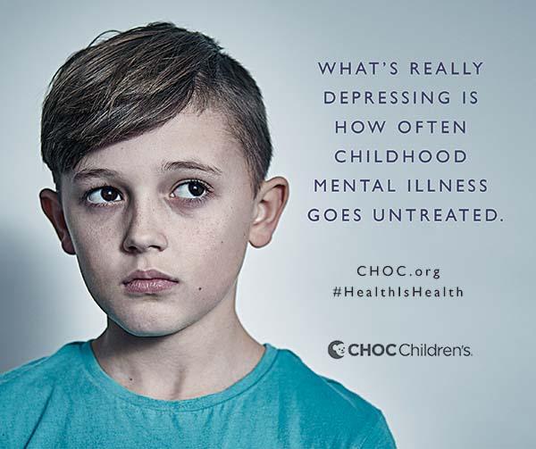 Mental Health media campaign