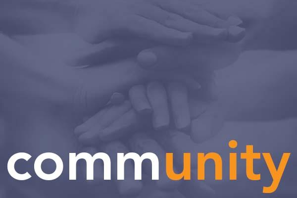 Community - hands
