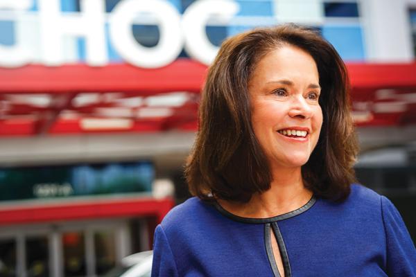 Kimberly Cripe, CEO