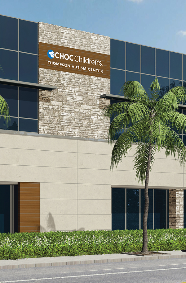 CHOC Children's Thompson Autism Center