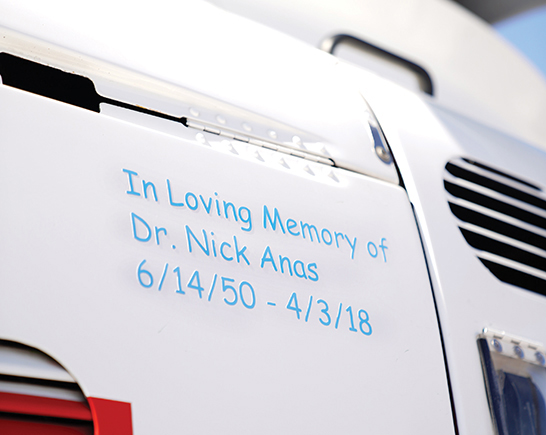 Remembering Dr. Anas