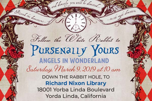 Pursenally Yours, Angels in Wonderland