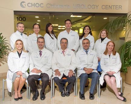 CHOC Children's Urology Center Providers