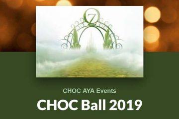 CHOC Ball 2019
