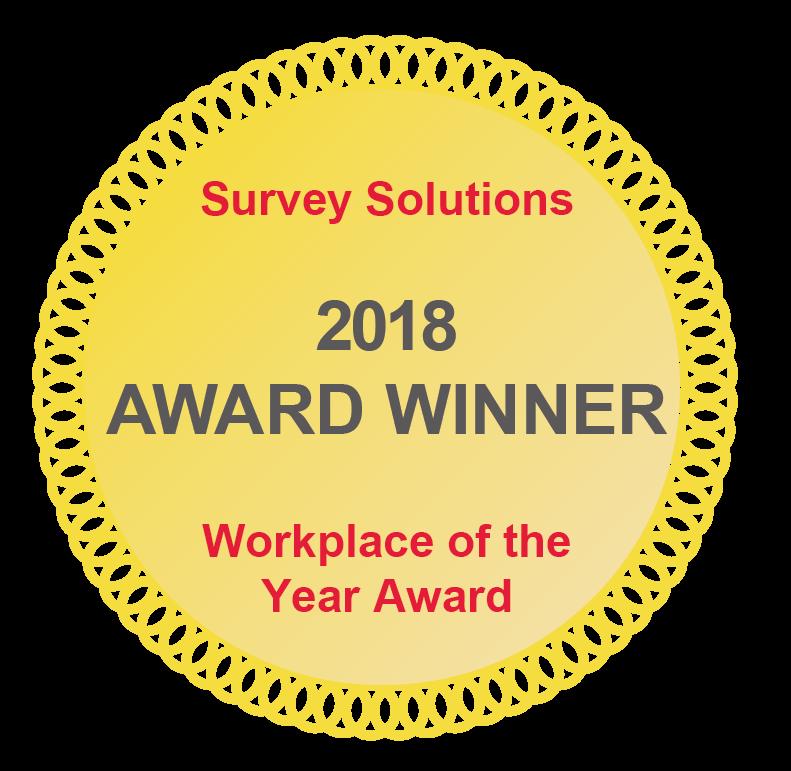 2018 Award Winner - Survey Solutions