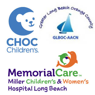 memorial care, glboc-aacn, choc children's