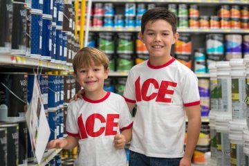 Fundraiser Ace Hardware Round Up Campaign