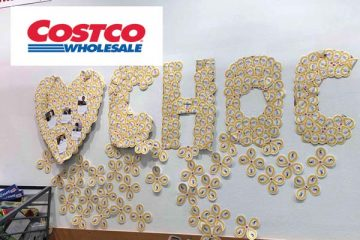Fundraiser Costco Register Campaign