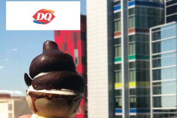 Fundraiser Dairy Queen Free Cone Day