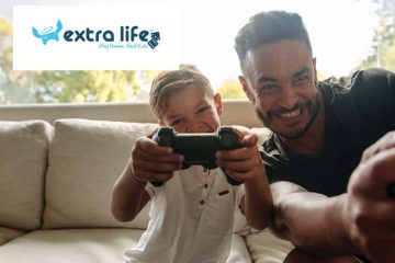 Fundraiser Extra Life United