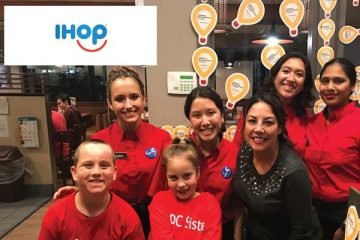 Fundraiser IHOP Balloon Campaign