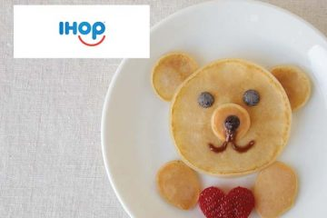 Fundraiser IHOP National Pancake Day
