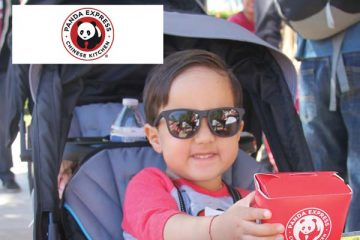 Fundraiser Panda Express Register Round Up