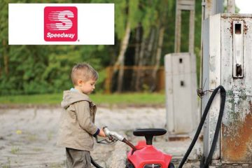 Fundraiser Speedway Gas Station Register Round Up Campaign
