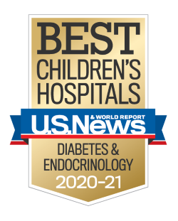CHOC Endocrinology and Diabetes ranked Best Children's Hospital by US News
