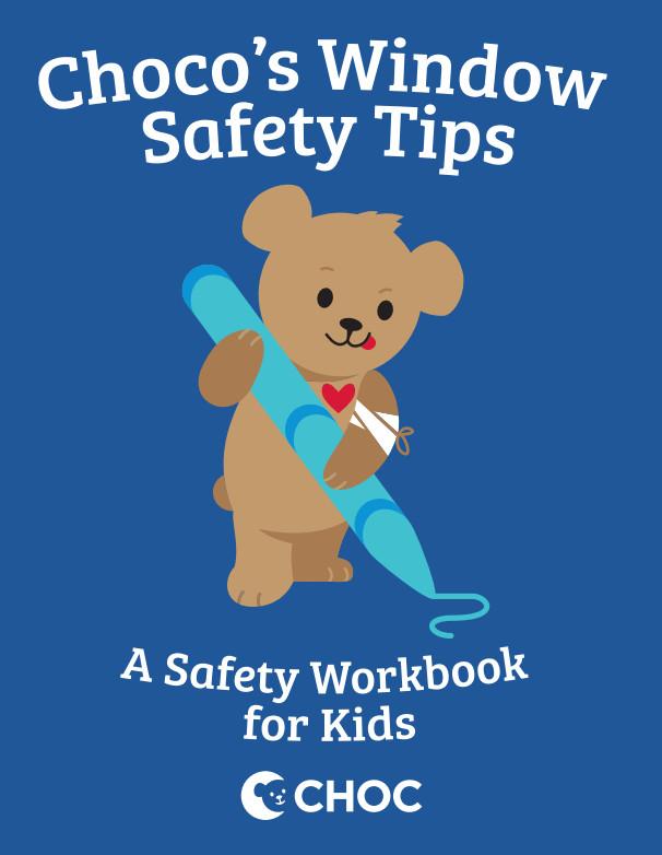 Choco's Window Safety Tips